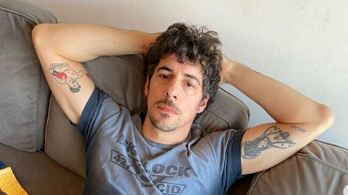 El actor Esteban Lamothe se enfrentó con un usuario en Redes Sociales