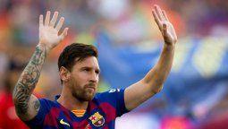¿Se va del Barcelona? Messi interrumpió sus vacaciones para ir a una reunión urgente