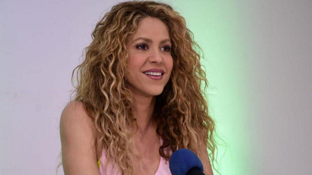 La cantante Shakira invitó a sus seguidores a cuidarse