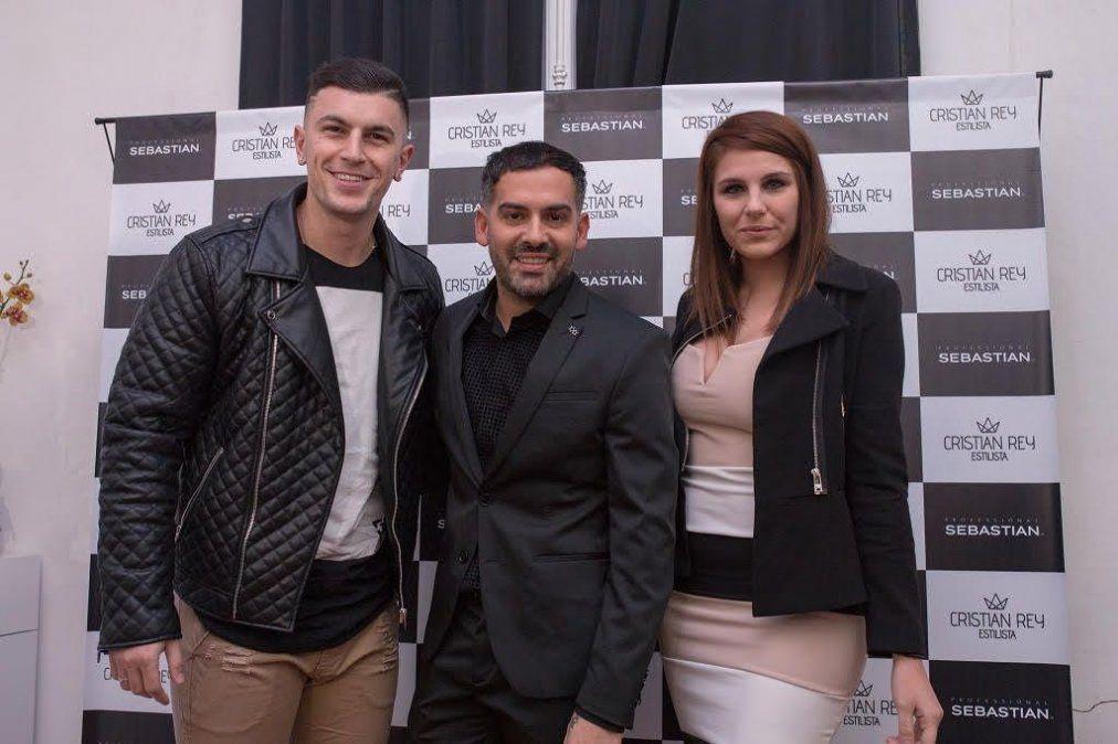 Evento caliente:  Rucci con nuevo novio y María del Mar y Velazco separados