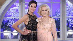 Juana Viale confirmó cuándo regresa Mirtha Legrand a su programa