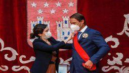 ¡Es único! Rafa Nadal fue reconocido con la exclusiva Orden del Dos de Mayo