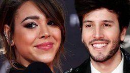 Sebastián Yatra, Danna Paola y un like en medio de la polémica