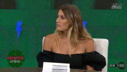 Me saca: Mica Viciconte arremetió contra Ivana Nadal