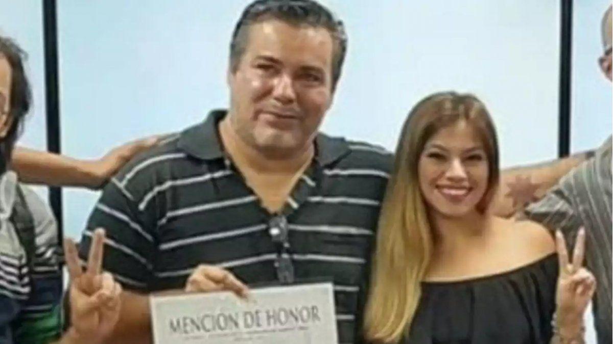La novia del exdiputado Juan Ameri está en tratamiento psicológico