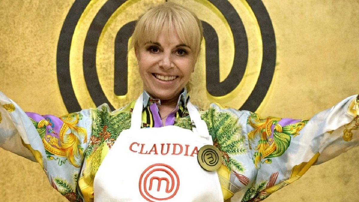 Claudia Villafañe regresaría el lunes a las grabaciones de MasterChef Celebrity
