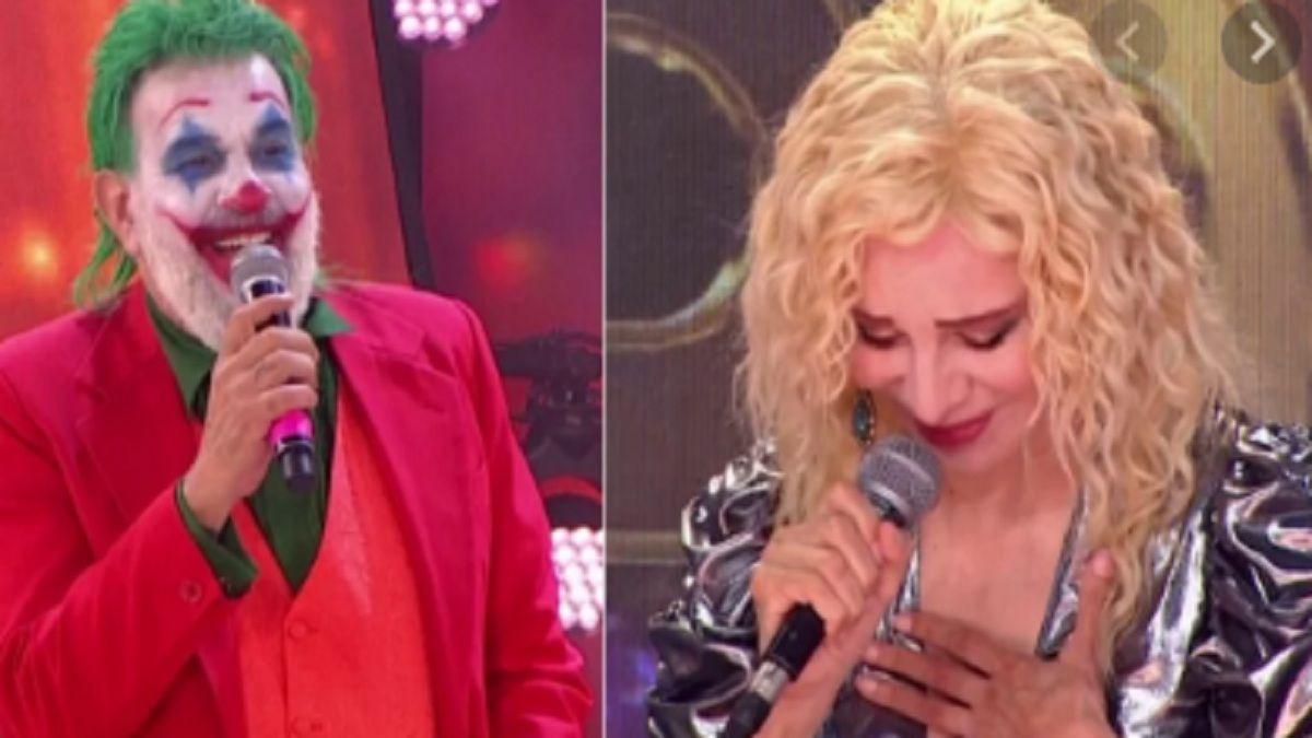 Nacha Guevara se quebró tras el performance de Miguel Ángel Rodríguez y Lula Rosenthal