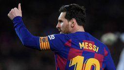 ¡La bomba del año! Lionel Messi se irá del Barcelona en junio