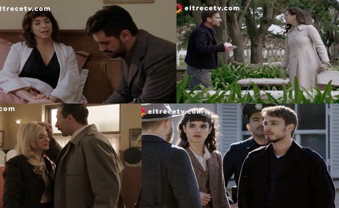 Terminó la primera etapa de ATAV: Bruno detenido, Lucía vuelve con Ferreyra, y Aldo y Raquel se separan