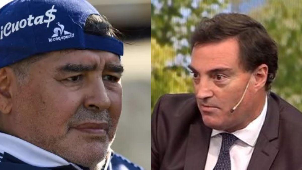 Mario Baudry sobre la herencia de Diego Maradona: Hay cero