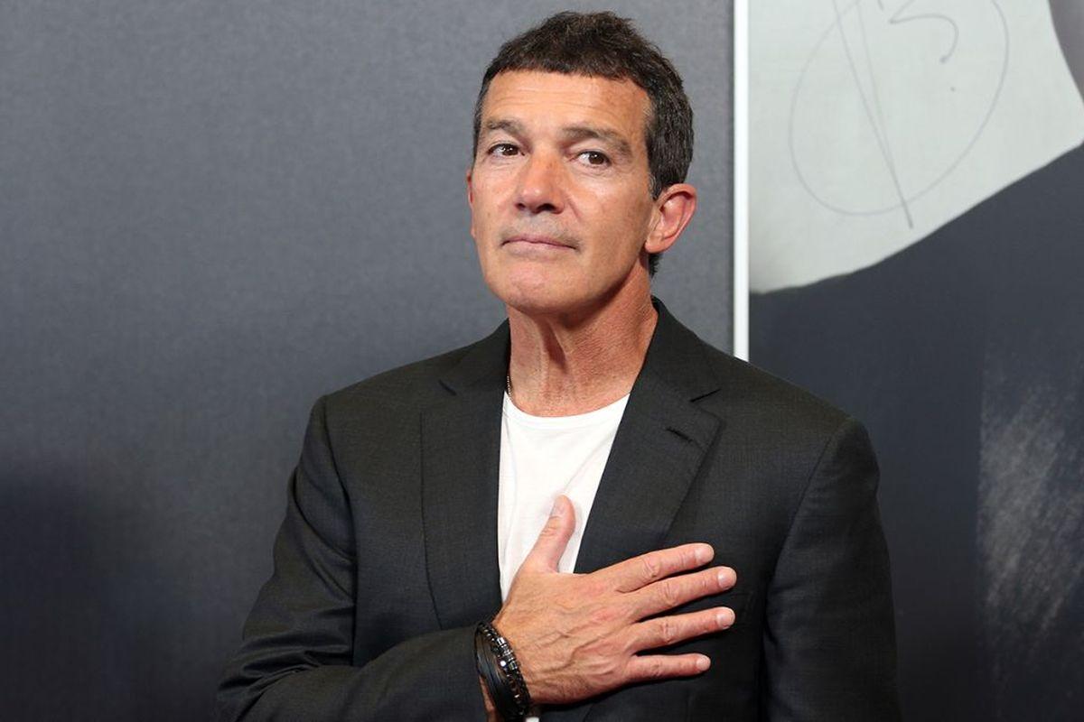 El actor Antonio Banderas es el productor ejecutivo de El Monstruo de Florencia