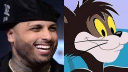 ¡Falta poco! Nicky Jam se estrenará en Tom y Jerry