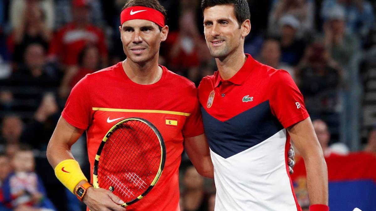 Novak Djokovic: Respeto muchísimo a Rafa Nadal