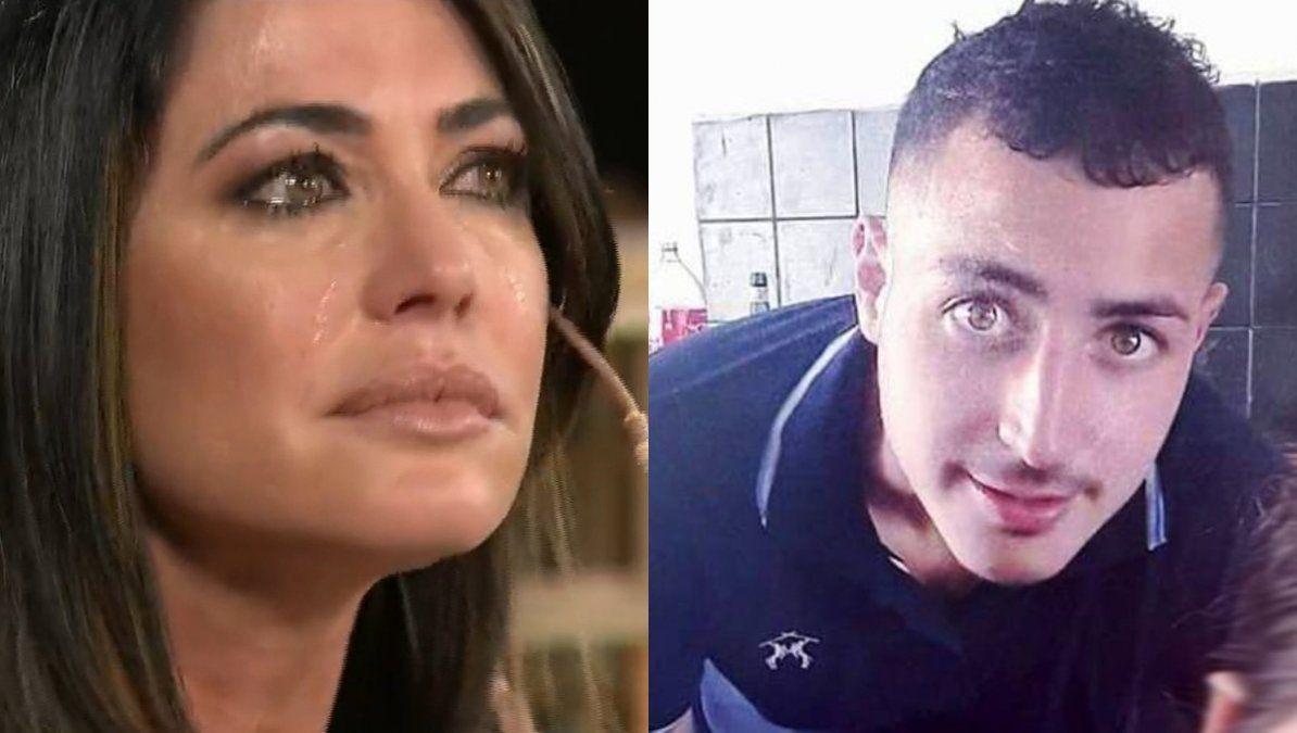Pamela David habló del trágico suicidio de su hermano