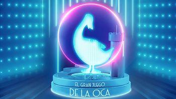 Logo internacional de El Gran Juego de la Oca, próximamente en eltrece