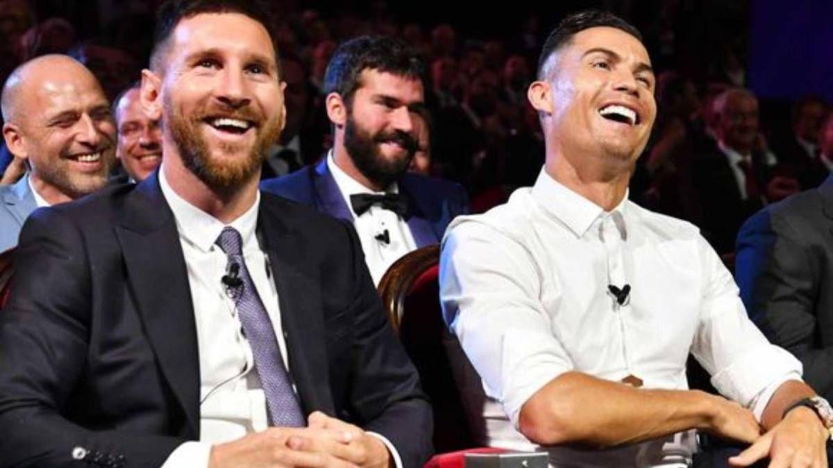 ¡Los sigue! Lionel Messi admira a Rafa Nadal y a Cristiano Ronaldo