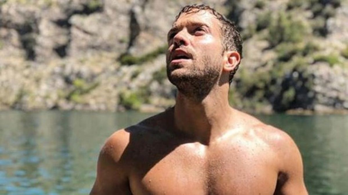 ¡Colirio para los ojos! Pablo Alborán deleita con sus bíceps
