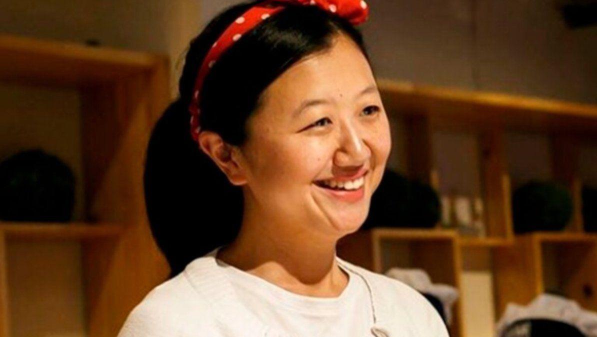 Karina Gao escribió en el chat de Flor de equipo y emocionó a sus compañeros