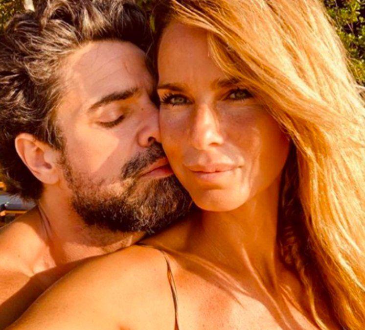 El posteo de Sabrina Rojas para celebrar 11 años de amor con Luciano Castro