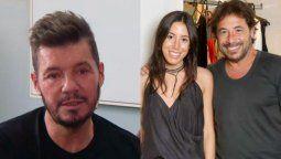 Marcelo Tinelli le dedicó un emotivo mensaje a Ricky Sarkany por la muerte de Sofía