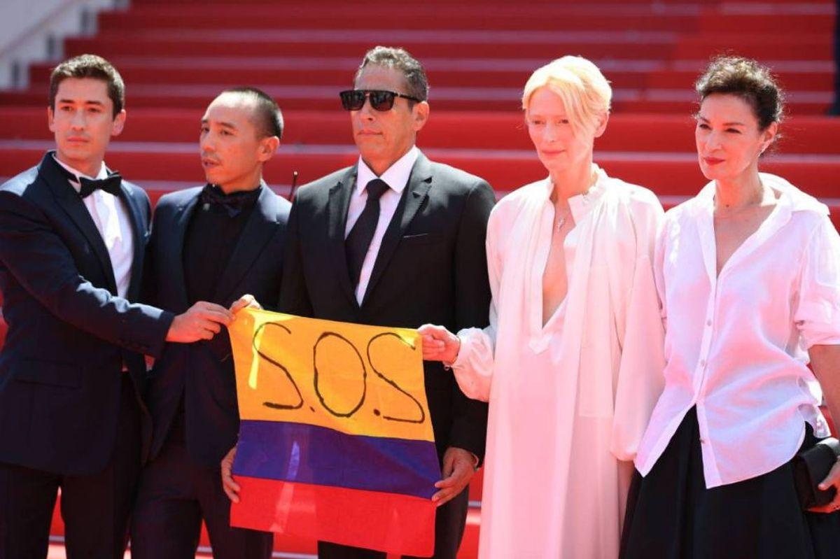 Tilda Swinton protagoniza la coproducción México colombiana Memoria