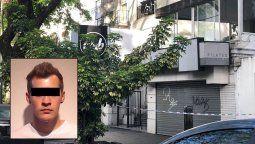 Sebastián Damián Villarreal fue el joven que agredió a dos mujeres en una escuela de Danza en Belgrano