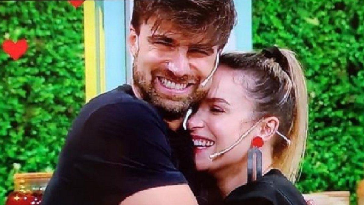 Sofía Pachano presentó a su novio en televisión