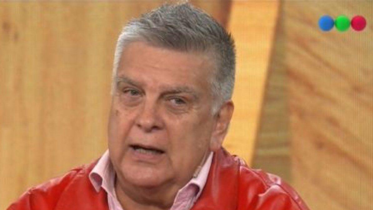 Luis Ventura recordó el abuso sexual que sufrió de niño