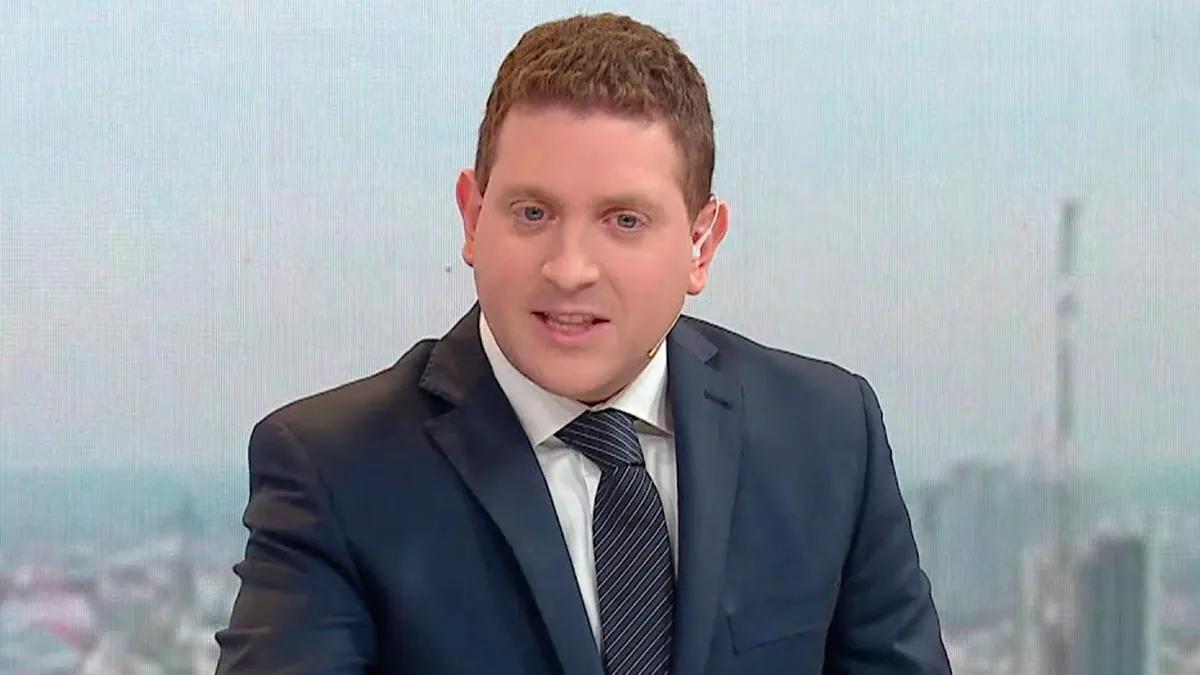 Jonatan Viale contra el gobierno: Vuelven al relato apocalíptico porque no les quedó otra