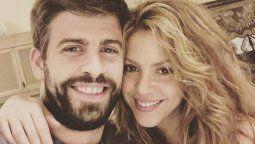 ¡Puro amor! El romántico mensaje de Shakira a Piqué