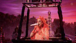 ¡Asombroso! Katy Perry dio un miniconcierto en el Tomorrowland digital