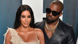 ¡Juntos, pero no revueltos! Kim Kardashim y Kanye West hacen vida separadas