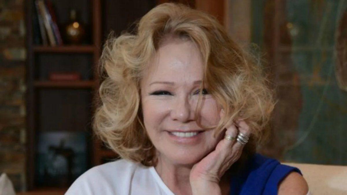 Soledad Silveyra tuvo que ser internada en el Sanatorio Otamendi luego de sufrir un ACV