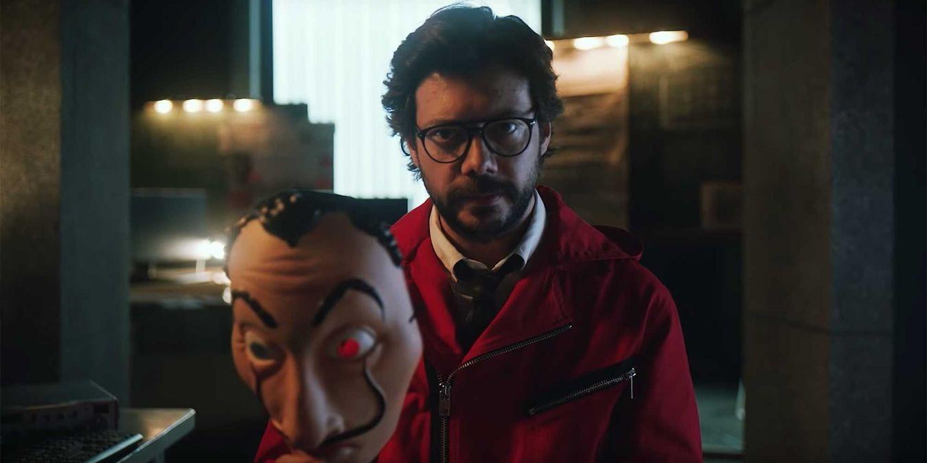 Álvaro Morte habló de su personaje El Profesor en la serie de Netflix La Casa de Papel