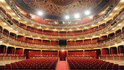 El Teatro Cervantes será el primer espacio público en reanudar actividades gracias al streaming