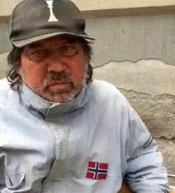 Pietro Pruzone fue campeón con Maradona en Napoli y hoy es indigente