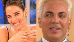Ojalá tu fueras mi protagonista: El piropo de Cristian Castro a Juana Viale que sorprendió a todos