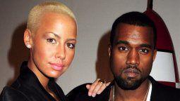 Amber Rose carga contra Kanye West y lo llama sociópata narcisista