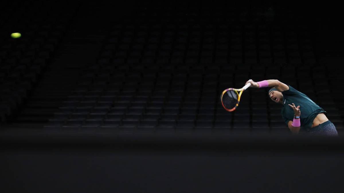 ¡Emocionado! Rafa Nadal desea jugar y ganar en Londres