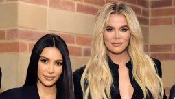 ¡Primero la familia! Kim Kardashian y Khloé Kardashian demostraron cuánto se aman