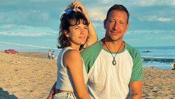 Nico Vázquez y Gime Accardi volvieron a su casa, luego de tres meses en la playa