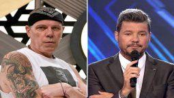 El Loco Montenegro aseguró que jamas se sentaría a comer con Marcelo Tinelli