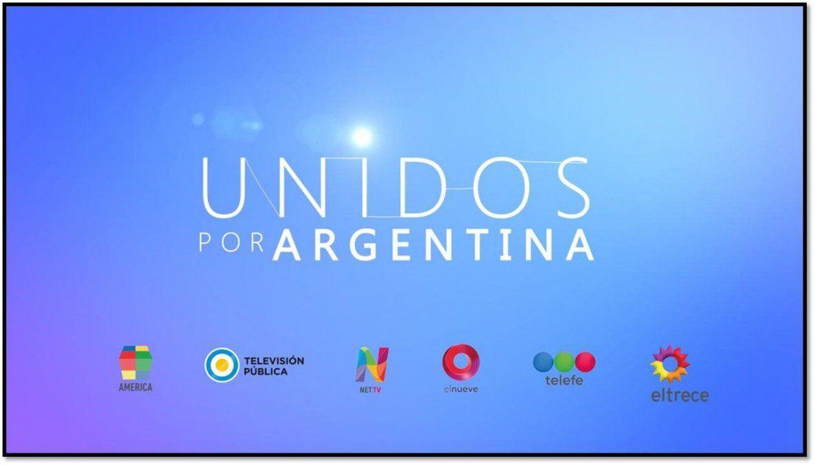 Unidos por la Argentina: el especial que reúne a las estrellas más importantes