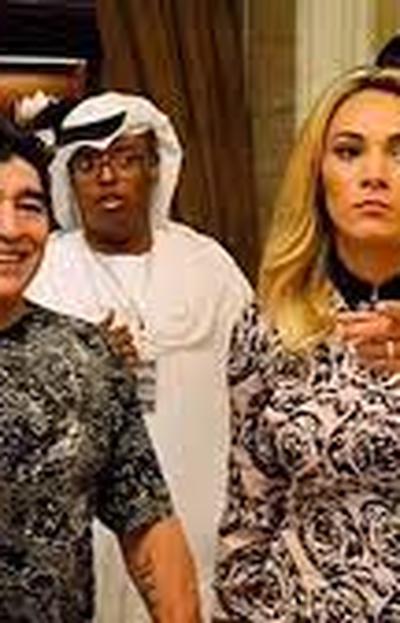 Rocío Oliva podría volver a Dubái