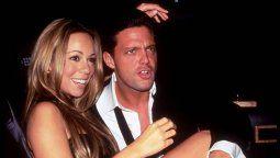 Mariah Carey destapó el lado oscuro de su romance con Luis Miguel