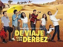 ¡Regresan! De viaje con los Derbez tendrá segunda temporada