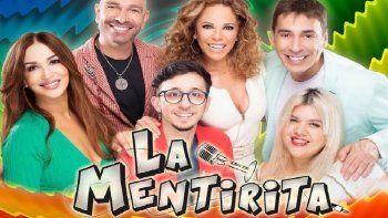 Laura Bruni contra Rodrigo Noya en La Mentirita: enano de mier...: