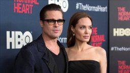 ¡Juntos otra vez! Angelina Jolie y Brad Pitt se unen pero solo por negocios