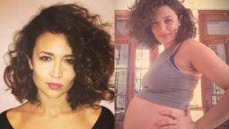 Julia Mengolini confesó que fumó marihuana durante todo su embarazo y desató una fuerte polémica