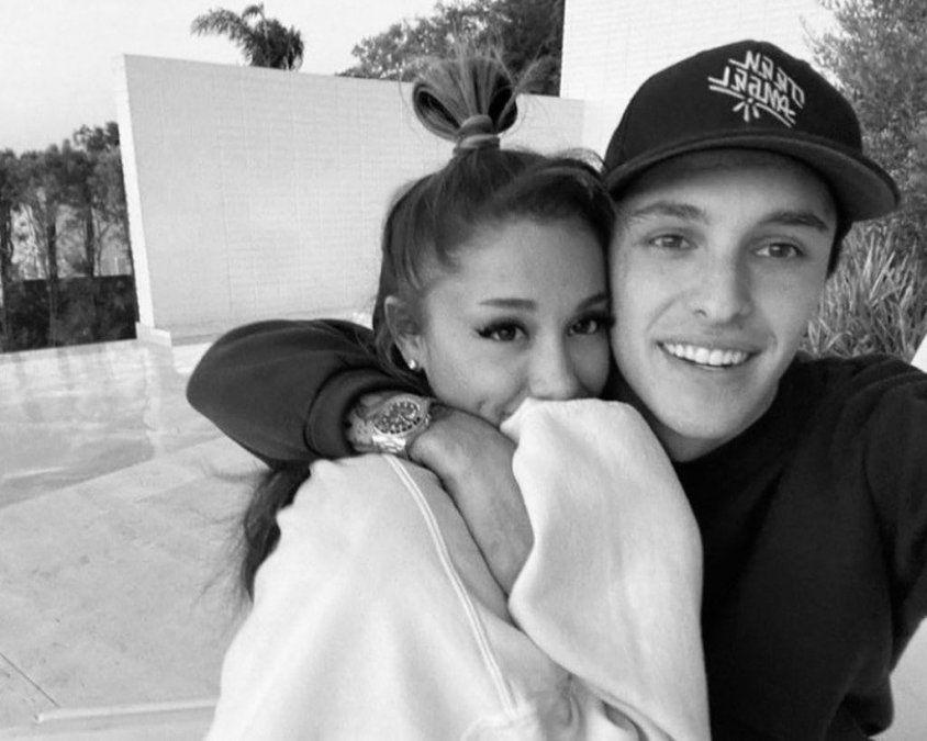 ¿Muy rápido? Ariana Grande se habría comprometido sin pensarlo